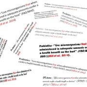 reid probiotics definition